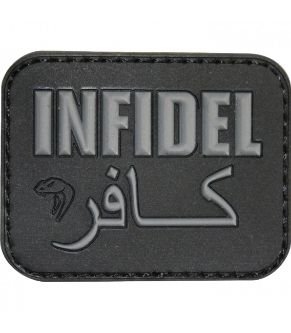 Patch moral Infidel