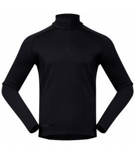 Bluza de corp din lana merino Snoull Bergans