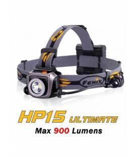 Lanterna Frontala Fenix HP15 UE LED (Gri)