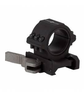 Sistem de prindere rapidă 30mm pentru lunetă armă