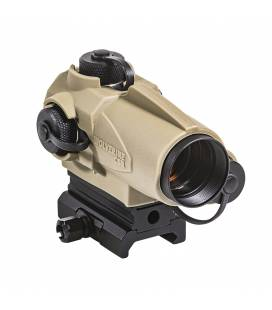 Lunetă de armă Sightmark Wolverine 1x23 CSR Red Dot Sight - Dark Earth