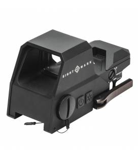 Lunetă de armă Sightmark Ultra Shot R-Spec Reflex Sight