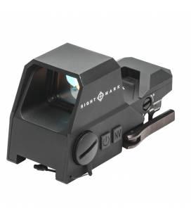 Lunetă cu prindere rapidă Sightmark Ultra Shot A-Spec™ Reflex