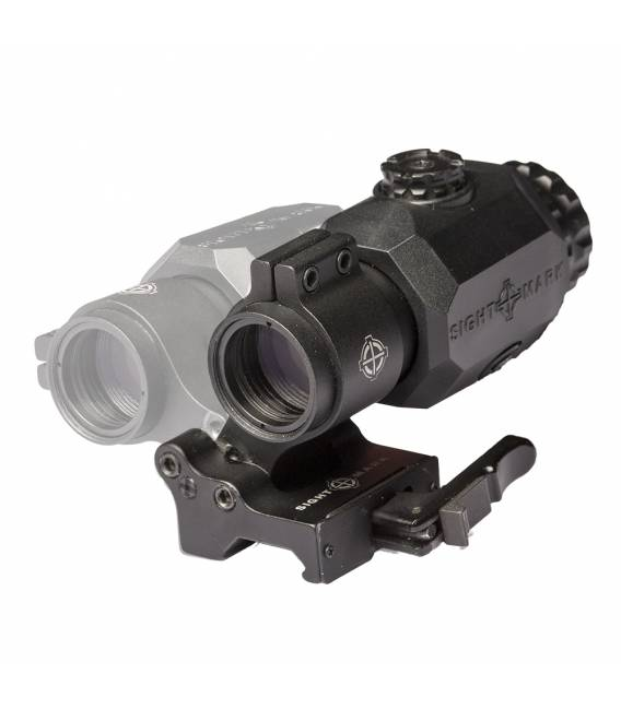 Amplificator optic pentru lunetă de armă Sightmark XT-3 Tactical LQD