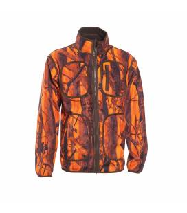 Jacketa reversibila GameKeeper Fleece Deerhunter