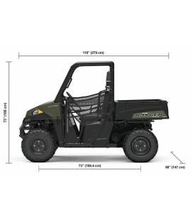 Ranger 570 EPS sage green