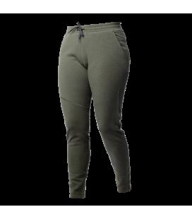 Pantaloni Alaska Merino pentru femei - Hunter Green
