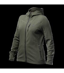 Jacheta Alaska cu gluga pentru femei - Hunter Green