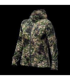 Jacheta Alaska cu gluga pentru femei - BlindTech Invisible II