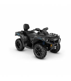 Outlander MAX XT 650 Iron Grey Octane Blue INT MY20