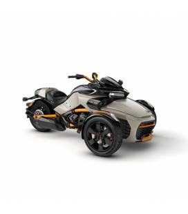 Spyder F3 S Liquid Titanium Special Series MY20