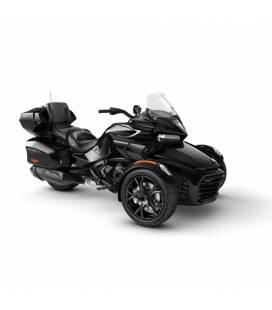 Spyder F3 LTD Dark Steel Black Metallic MY20