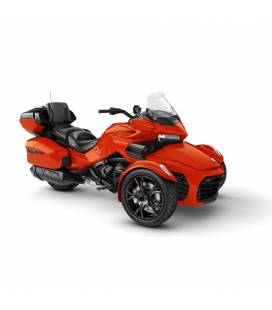 Spyder F3 LTD Magma Red Metallic Dark Edition MY20