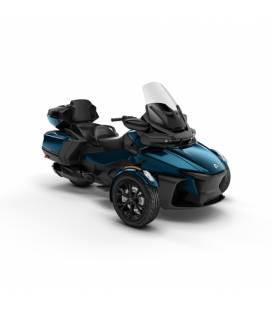 Spyder RT LTD Limited Dark Petrol Metallic MY20