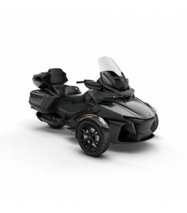 Spyder RT LTD Limited Dark Asphalt Grey Metallic MY20