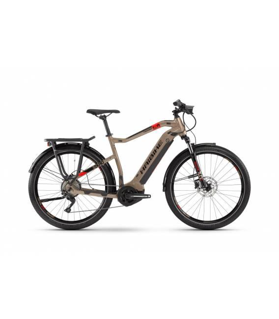e-bike Haibike SDURO Trekking 4.0 Men i500Wh 10G Deore 2020 YSTS sand/black/red size XL
