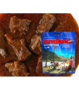 Travellunch Aliment instant Goulash Soup with Beef 50267 E