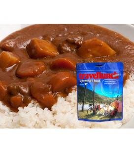 Travellunch Aliment Rice with Beef and Pepper sauce 50149 E