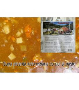Preparat instant Spicy Indonesian Chicken Soup Travellunch 50269