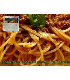 Preparat instant Spaghette Bolognese Travellunch 250g 50238