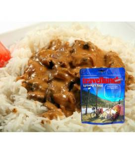 Travellunch Aliment instant Beef Stroganoff 50133 E