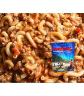 Travellunch Aliment Pasta with Beef and Pepper Sauce 50139 E