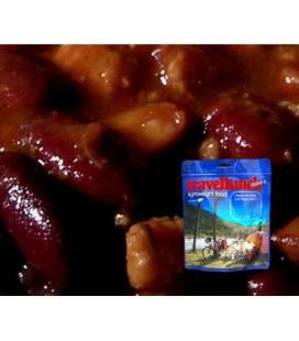Travellunch Aliment instant Chilli Con Carne 50145 E