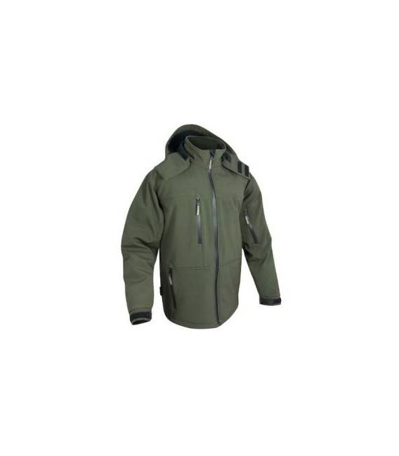 JACHETA JACK PYKE SOFT SHELL GREEN