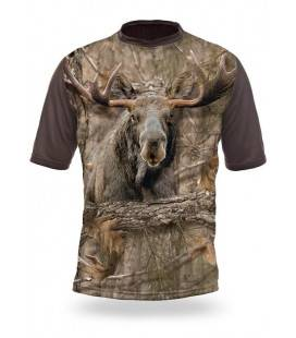 TRICOU GAMEWEAR MOOSE 3D