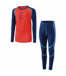SET UNDERWEAR COPII LOFFLER LANG TRANSTEX EXTRAWARM CB