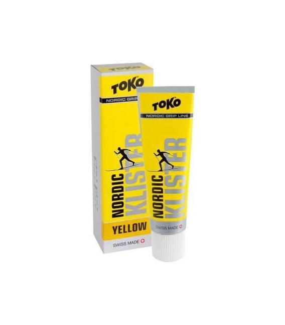 Toko Nordic Klister 55g Yellow