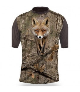 Tricou HILLMAN FOX 3D LICHIDARE DE STOC