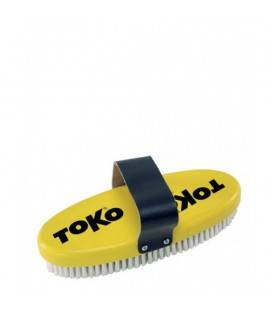 Perie Toko Base Brush oval Nylon