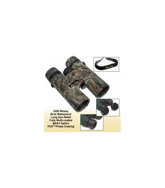 Alpen Binocular Apex 8 X 42 Mossy Oak