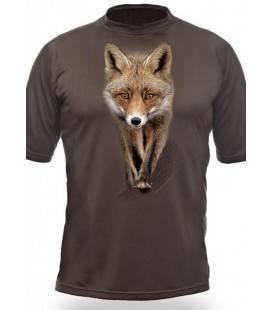 Tricou HILLMAN FOX 3D