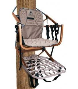 LONE WOLF CLIMBER TREESTAND SIT & CLIMB WIDE COMBO
