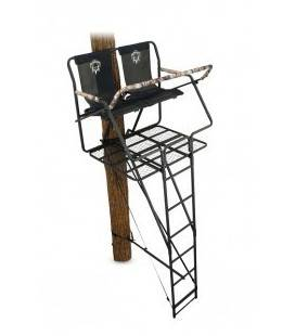 TREESTAND AMERISTEP LADDER STAND BROTHERHOOD 17' TWO-MAN