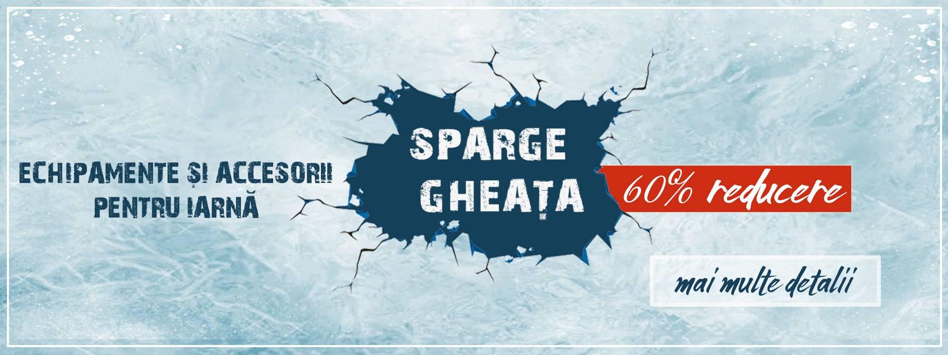 Spage Gheața